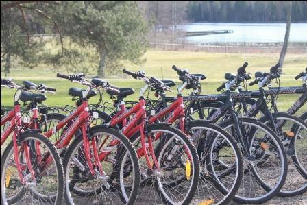 """A full week biking experience in """"The Heart of Sweden"""""""